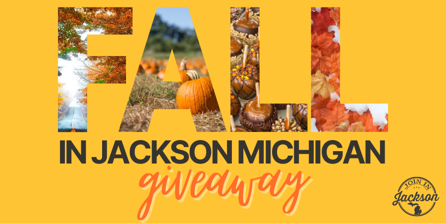 Fall in Jackson Michigan giveaway